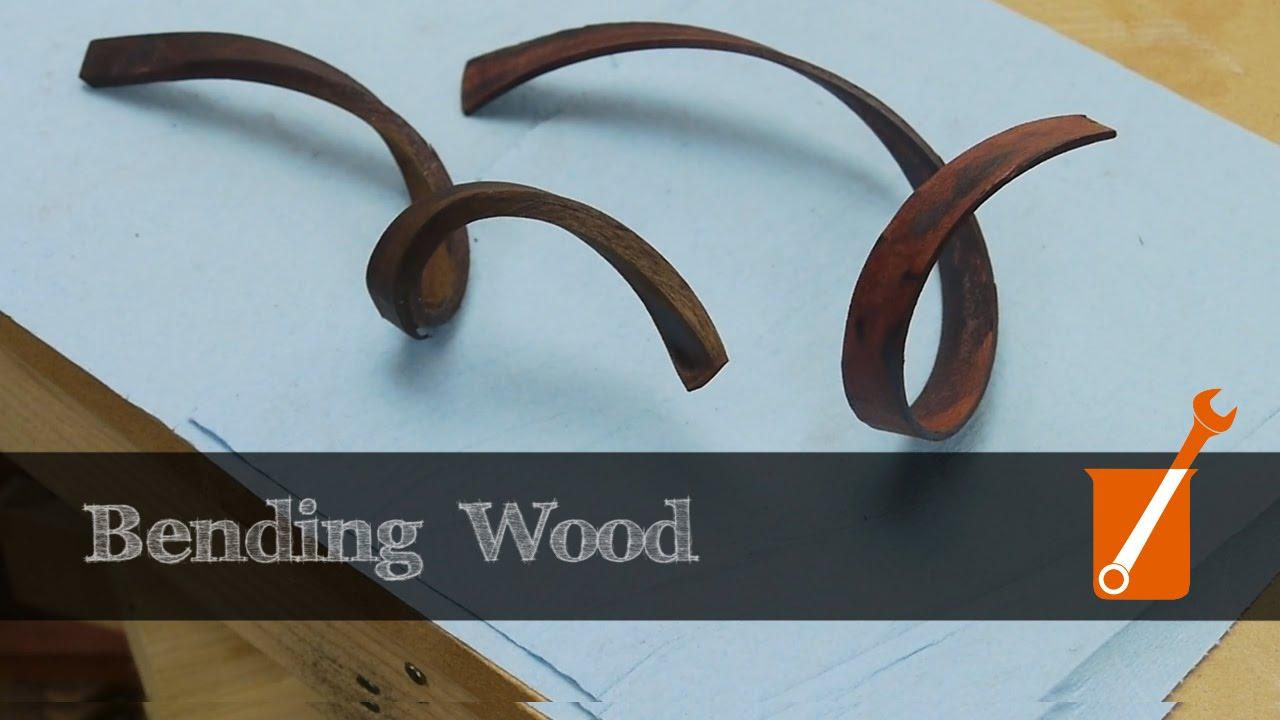 Extreme wood bending with ammonia - YouTube dbd2eb031e