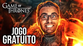 Jogo GRÁTIS do Game of Thrones!? | GoT Winter is Coming Gameplay em Português PT-BR