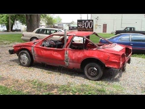 Derby Car Paint Ideas