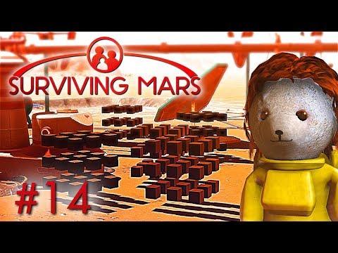 Die Würfel teilen sich Surviving Mars Deutsch German Gameplay #14