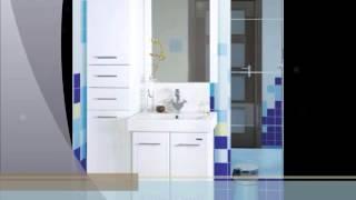 видео Купить мебель для ванной комнаты в Москве