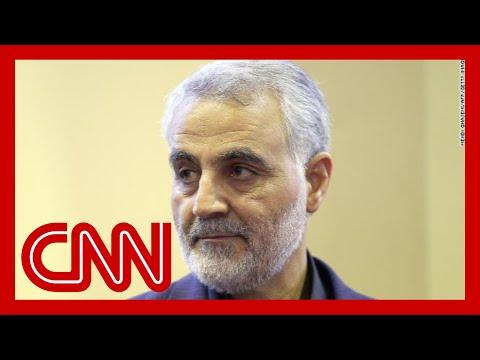 Pentagon says US killed top Iranian commander