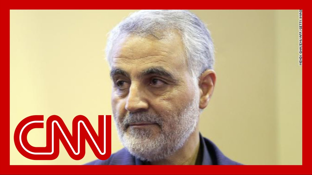 Pentagon Says Top Iranian Military Leader Killed In Airstrikes On ...