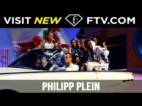 Philipp Plein Women's MIlan Fashion Week Spring/Summer 2017 | FTV.com
