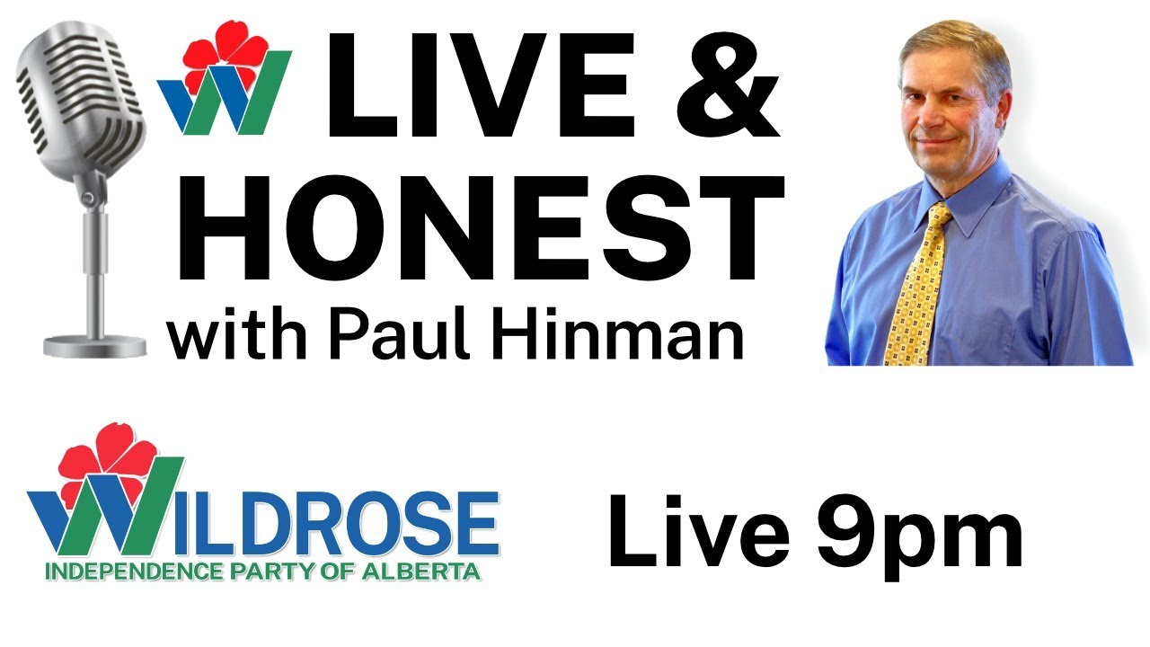 Live & Honest with Paul Hinman