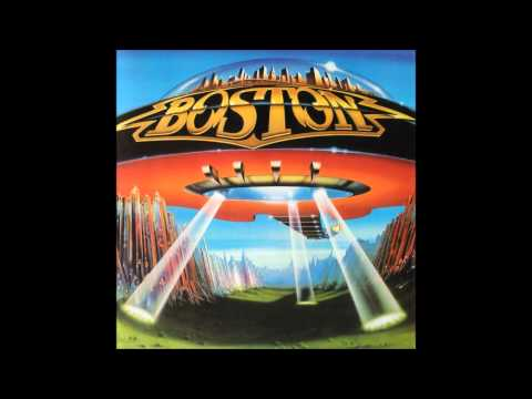Boston - Don't Look Back (LP Rip)