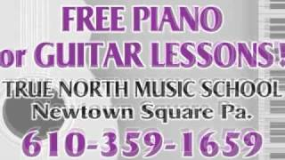 GUITAR LESSONS NEWTOWN SQUARE  PA.