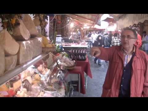 Sicily: Catania's street market