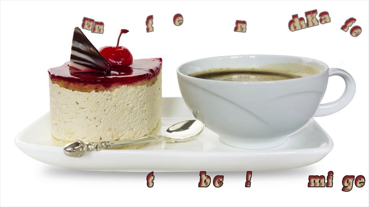 Kaffee und Kuchen für einen schönen Nachmittag .... - YouTube