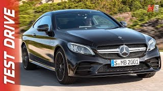NEW MERCEDES CLASSE C 2018 - FIRST TEST DRIVE