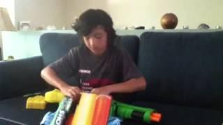 Water gun/dart blaster