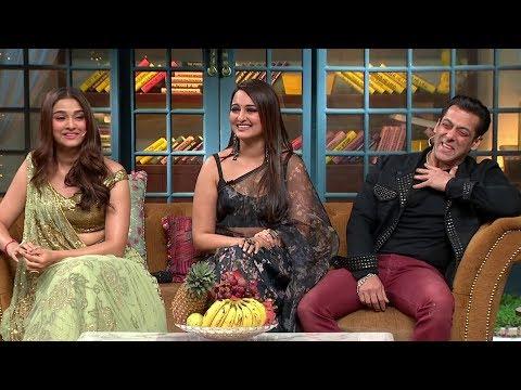 The Kapil Sharma Show - Movie Dabangg 3 Episode Uncensored | Salman Khan, Sonakshi, Saiee