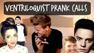ventriloquist prank calls