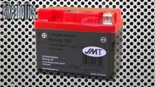 Lithium battery designed for racing - the smallest lithium battery so far!