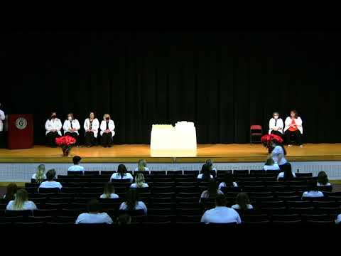 Ozarka College 2020 LPN Capping & Pinning