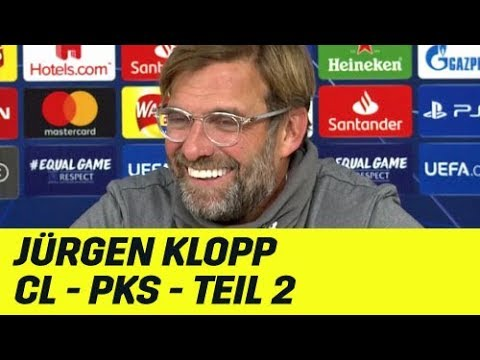 Jürgen Klopps PK-Highlights der CL-Gruppenphase: Teil 2 | FC Liverpool | UEFA Champions League