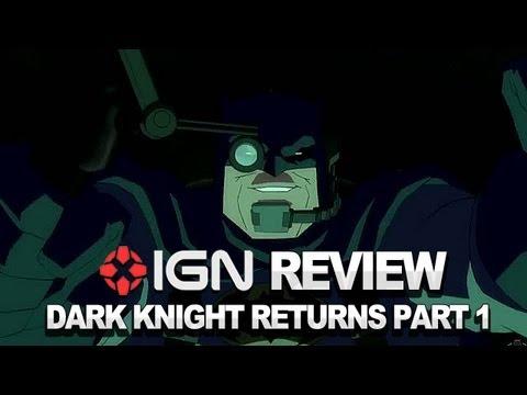 Download Batman: The Dark Knight Returns Part 1 Video Review - IGN Reviews