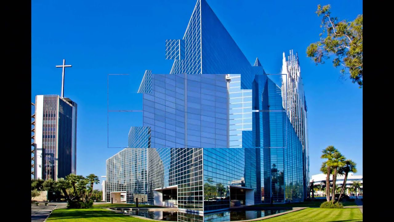 crystal cathedral c a