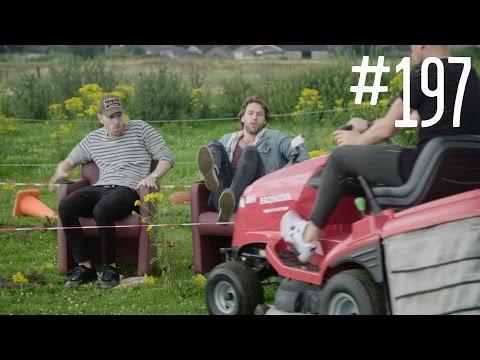 #197: Grasmaaier Race [OPDRACHT]