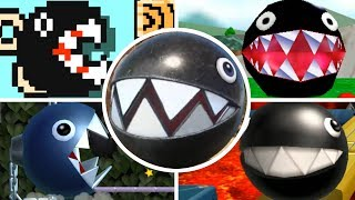 Evolution of Chain Chomp (1988-2019)