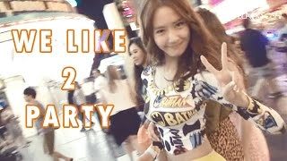 SNSD & Jessica - WE LIKE 2 PARTY