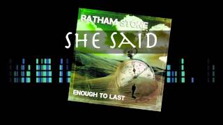 Watch Ratham Stone She Said video