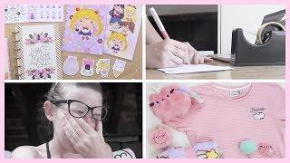 Vlog #10 ● Kickstarter Drama, HelloPaperCat Package, Photography