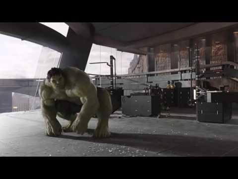 Hulk vs loki (army)