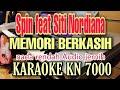 Karaoke Memori Berkasih Spin Ft Siti Nordiana Tanpa vokal