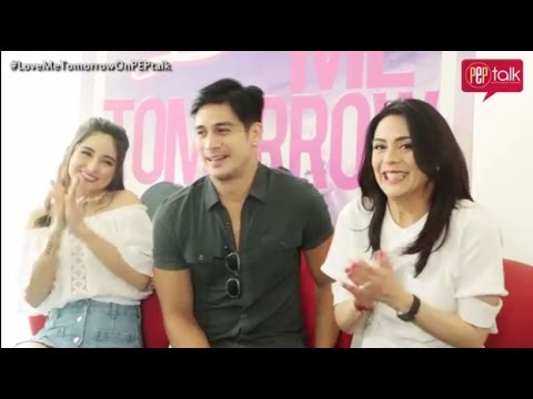 Dawn Zulueta, Piolo Pascual, Coleen Garcia on PEP TALK full interview