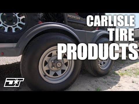 Trailer Tires You Need From Carlisle Brand Tires And Wheels