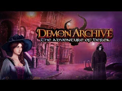 Demon Archive: The Adventures of Derek Full Walkthrough