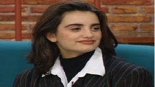 """Penélope Cruz y Gabino Diego promocionan """"Belle Époque"""" (1992)"""