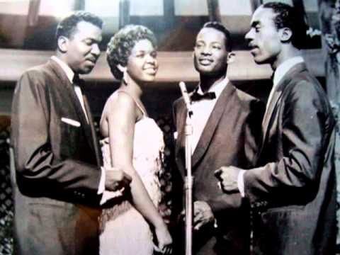 The Platters by Zola Taylor and Paul Robi in WHO WOULDN ...