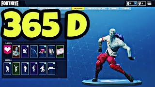 FORTNITE - Justicia Naranja durante 365 dias ( 1 año ) Video más largo de Youtube