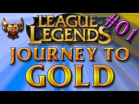league of legend indonesia | journey to gold