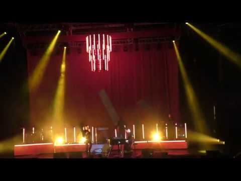 Hurts - Ready to Go (Live HD) Voronezh 2017