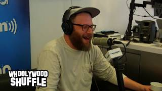Seth Rogen Gets Stoned and Freestyles with DJ Whoo Kid for 4/20