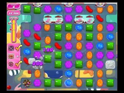 Candy Crush Saga Level 2101 - NO BOOSTERS