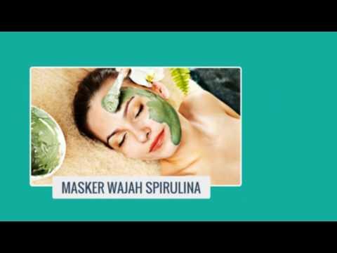 Masker Spirulina Tiens