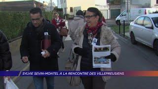 Yvelines | Sylvie Sevin-Montel à la rencontre des villepreusiens