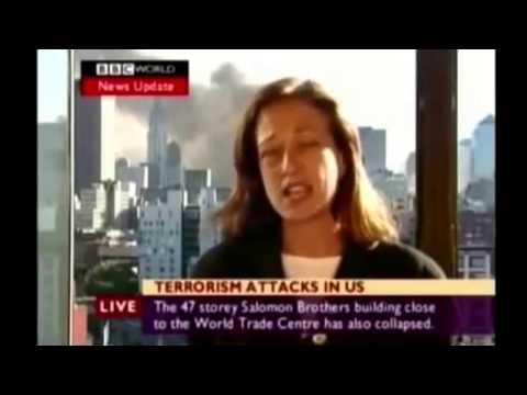 WTC7 Salomon Brothers building BBC Prophezeiung