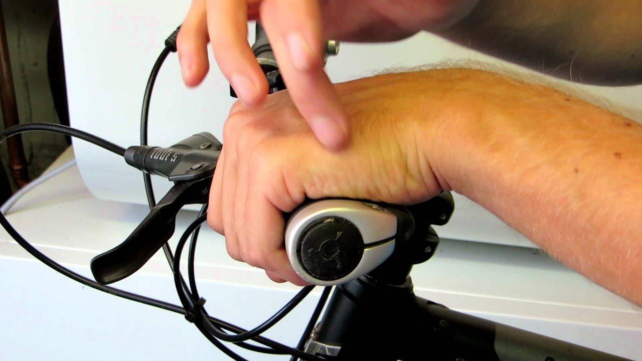 Test Ergon GP1 Griffe | Fahrradgriffe Test | Lenkergriffe Test - YouTube