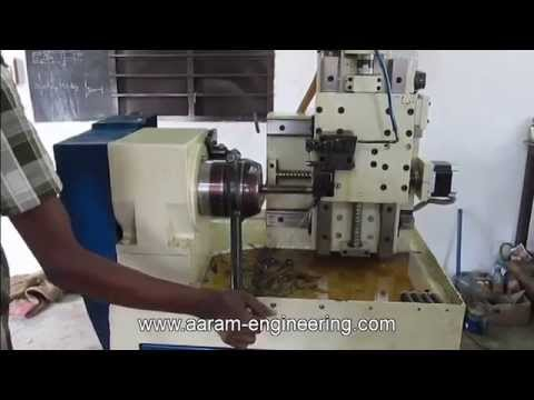 CNC Lathe Machine / Special purpose machine / Customized CNC Lathe machine
