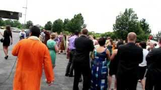 DJ NAVEEN SHARMA ROCKS THE BARAAT WITH DANCE MOVES, DHOL, AND MUSIC