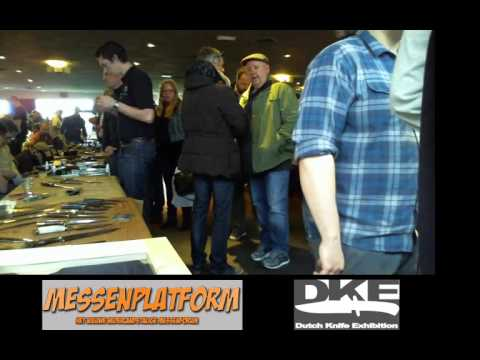 Live Stream DKE knife show Holland