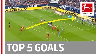 Sancho, Lewandowski, Osako & More - Top 5 Goals on Matchday 2