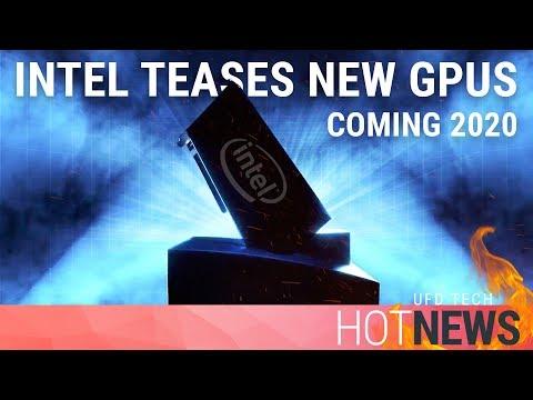 Intel's New Gaming GPU Teased! 😱