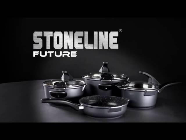 Набор кухонной посуды Stoneline из 8 предметов «FUTURE»