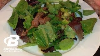 Healthy Recipes: Grilled Thai Beef Salad - Bodybuilding.com